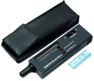 HDE High Accuracy Professional Jeweler Diamond Tester For Novice and Expert